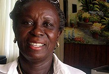 "For Liberia's Other ""Iron Lady,"" Kudos, Criticism – and Mostly Respect – by Jonathan P. Hicks"